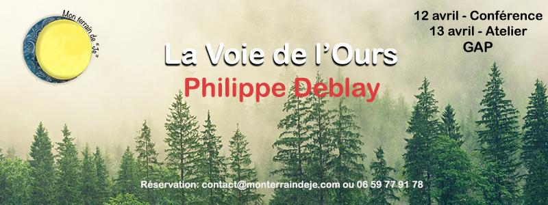 affiche philippe deblay